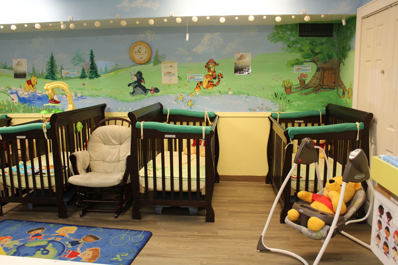 enchanted forest is a safe and child proof daycare