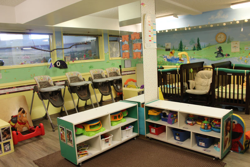 family owned and operated daycare in Morinville for newborns and children up to age 12